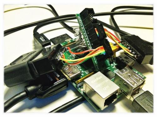 Snesdev Rpi A Snes Adapter For The Raspberry Pi Petrockblog