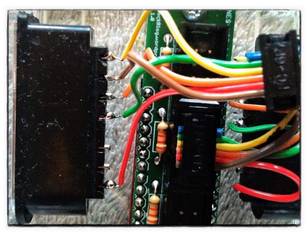 SNESDev-RPi: A SNES-Adapter for the Raspberry Pi | petRockBlog